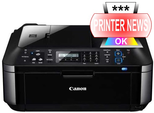 Canon Pixma MX410 Printer Review