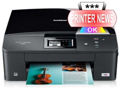 Brother DCP-J525W Printer Review