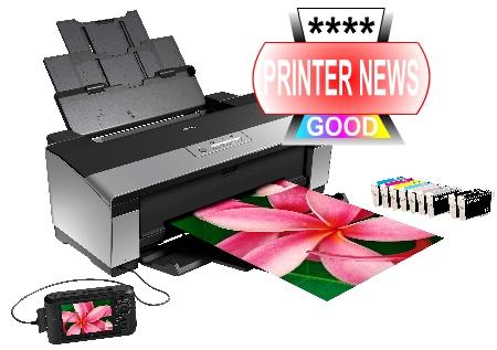 Epson Stylus Photo R2880 Printer Review