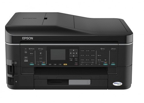 Epson Workforce WF-7525 Printer Review