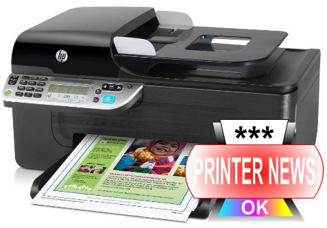 HP Officejet 4500 G510a-F Driver & Software Download