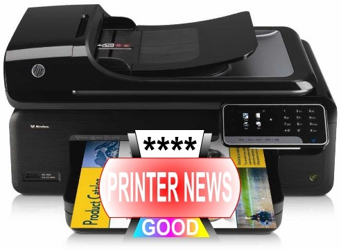 HP Officejet 7500A Reviews