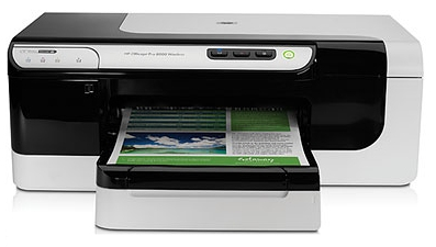 HP Officejet Pro 8000 Printer Review