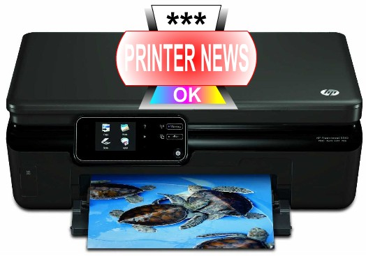 NEW HP Photosmart 6510 Printer Review