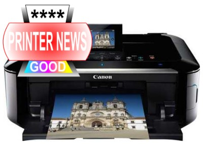 Canon Pixma MG5350 Printer Review